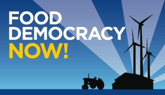 Food Democracy Now