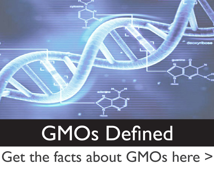 GMOs Defined - the Facts About GMO