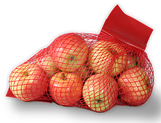 mesh bag bulk apples