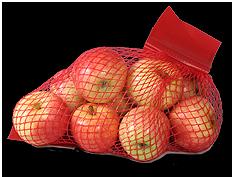 mesh bag bulk apples